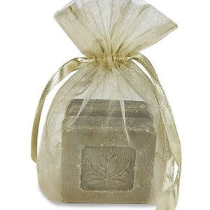"Other - Organza Fabric Bags Pack of 10, 5 x 7"" Ivory"